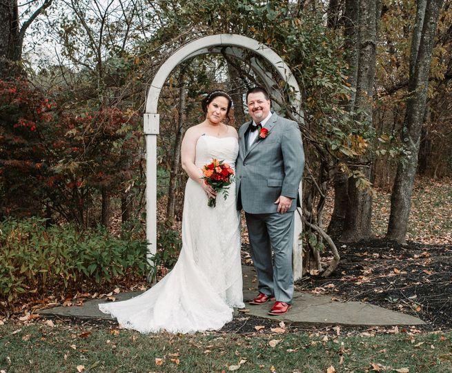 Fall Wedding by Arch