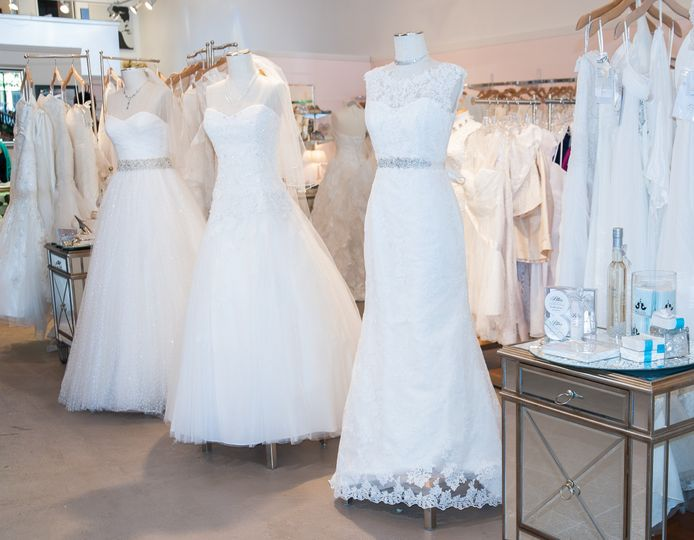 Bliss Bridal & Black Tie - Dress & Attire - Petaluma, CA - WeddingWire