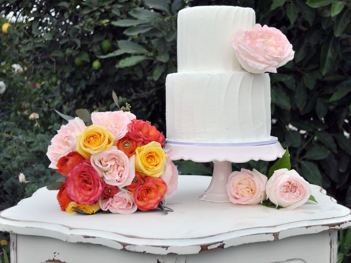 Tmx 1401512837278 Rusticbccakegerryranch Thousand Oaks, California wedding cake