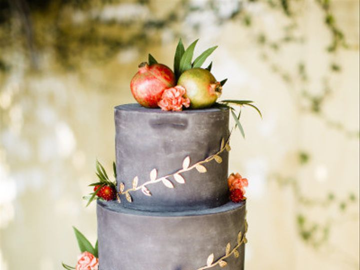 Tmx 1440462963469 Fall Cake Thousand Oaks, California wedding cake
