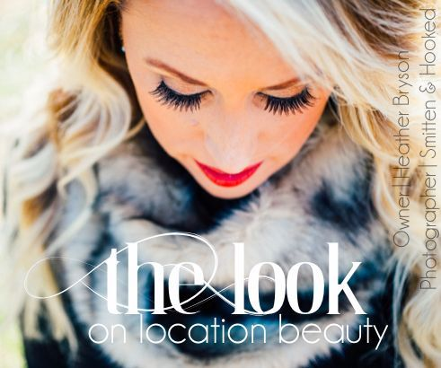 the LOOK, on location hair & makeup artistry