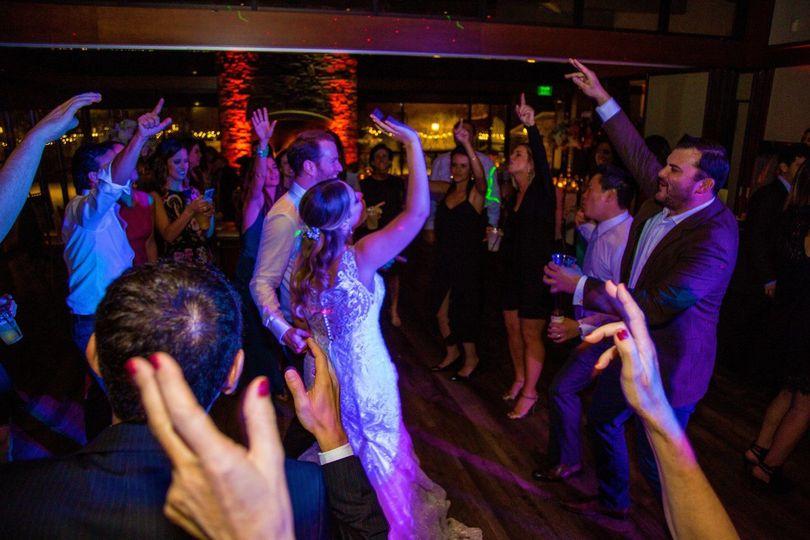Rally around the bride