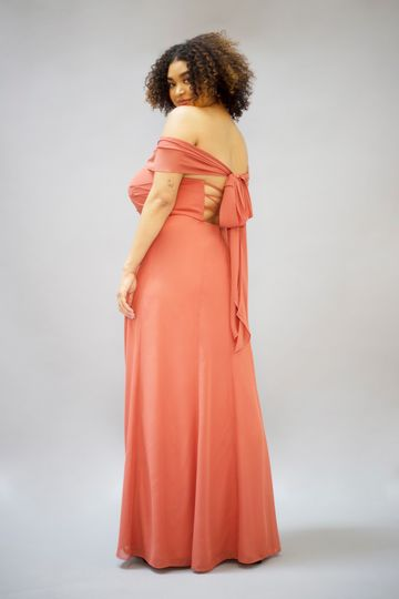 Astrid Dress | Sugar Almond