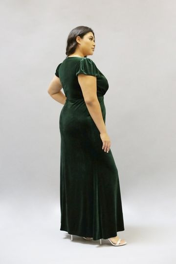 Felicity Dress | Hunter