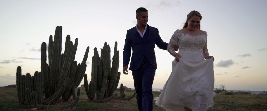 Jorge & Cindy.