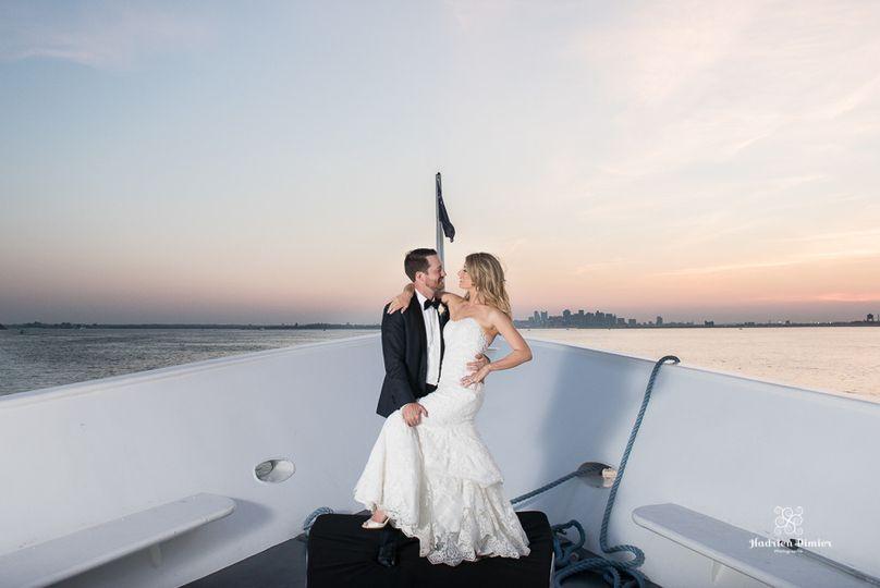 Odyssey Cruise Wedding