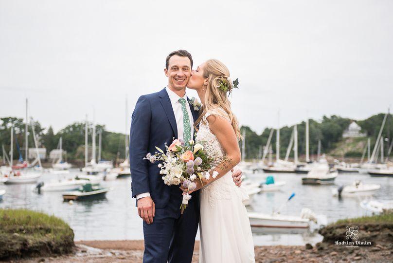 Tucks Point Wedding