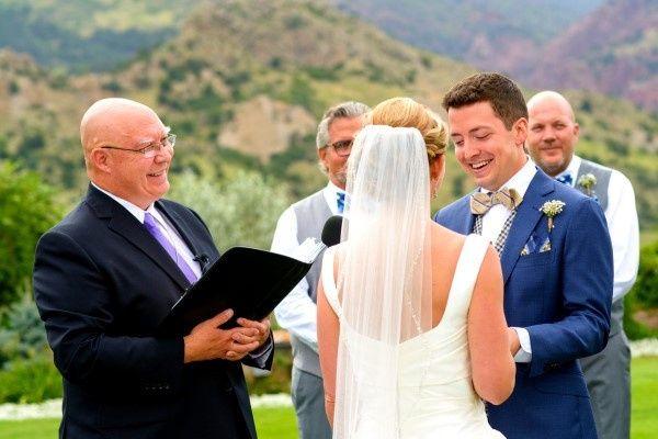 Rev Calvin Wulf A Bridal Blessing