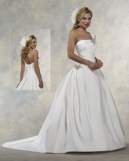 abt forever yours bridal style 411231