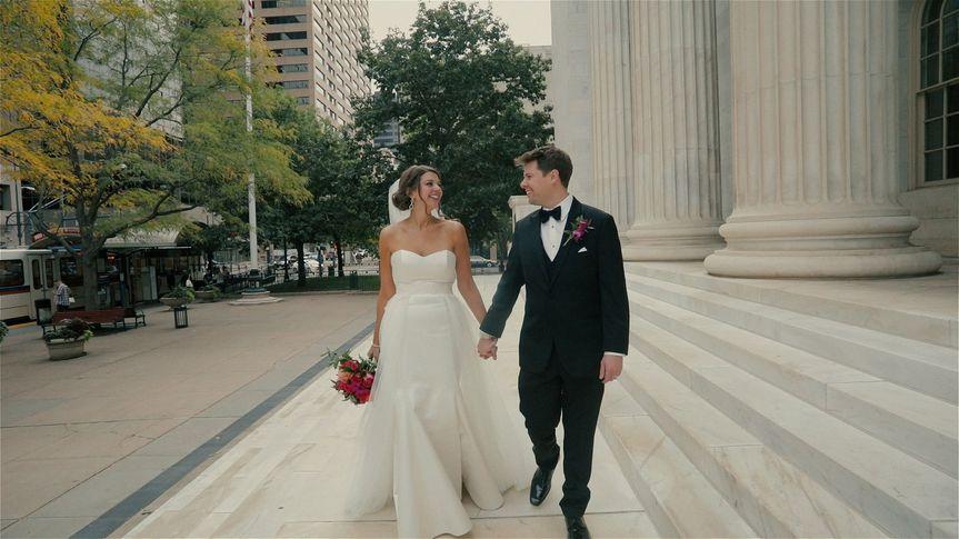 Post wedding walk :)