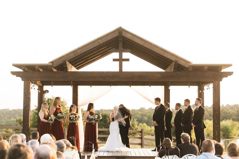 wedding at white barn events jcross ranch by emily