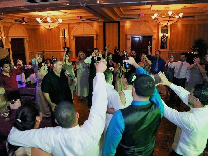 Tmx 1374898481362 Z Bop Toasting Bedure  Jesse 12 7 12 Bonita Springs wedding dj