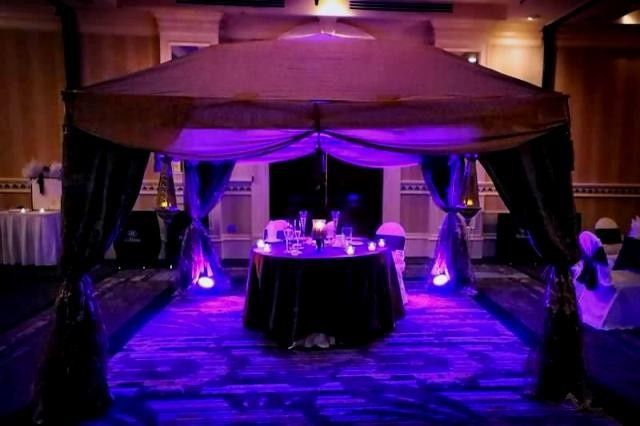 Tmx 1427479788515 Z Bops Uplights Under The Tent Bonita Springs wedding dj