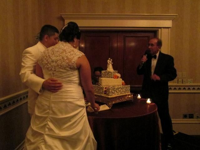 Tmx 1427481272166 Vinnie Conducts Cake Cutting At Bedure  Jesses Wed Bonita Springs wedding dj