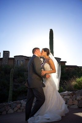 Kiss of Love in Carefree, AZ