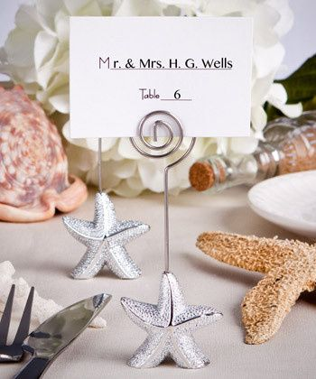 Tmx 1457314680833 Starfish Place Card Holders5391 Rochester wedding favor