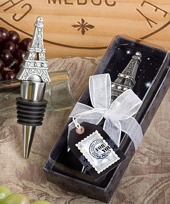 Tmx 1457315628009 Eiffel Tower Bottle Stopper 1937 Rochester wedding favor