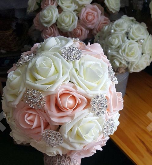 Beautiful floral bouquets