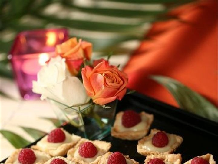 Tmx 1369792473843 Strawberry Tarts Milford, CT wedding catering