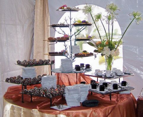 Tmx 1396452086053 Cookiedispla Milford, CT wedding catering