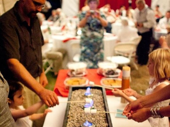 Tmx 1396452294341 Smores Tabl Milford, CT wedding catering
