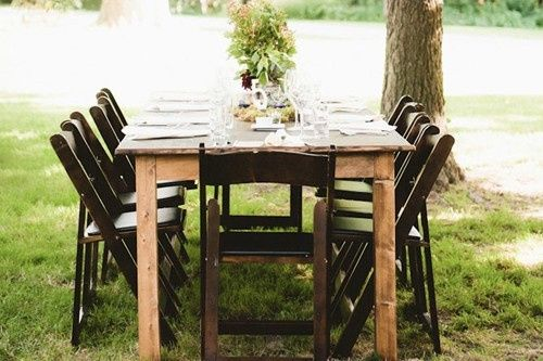 Tmx 1415944352638 Farm Table Seating Milford, CT wedding catering
