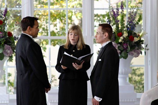 Tmx 1299089177107 JohnandBarry Westville wedding officiant
