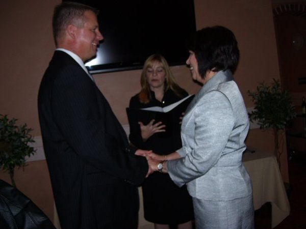 Tmx 1299089178841 MichaelSusan121209 Westville wedding officiant