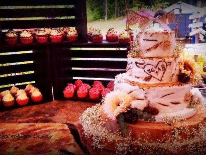 Tmx 1425671951811 110453168722052928456806679368565960661705n Port Angeles wedding cake
