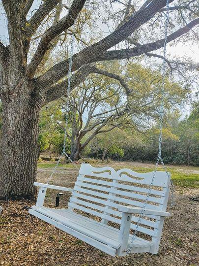 Love swings!