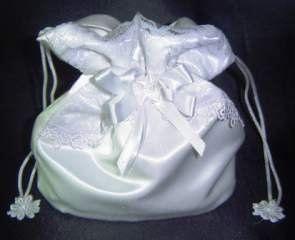 Silk Brides Dilly Bag