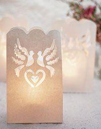 Candle Bag Luminaries