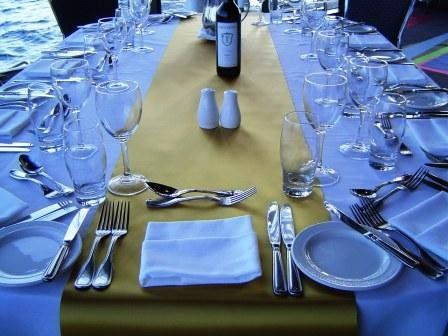 Wedding Table Runners - All colours