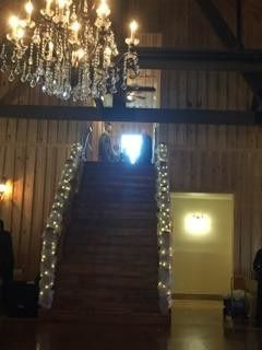 Lighting for staircase