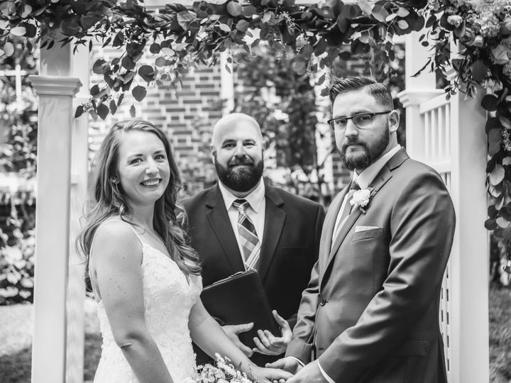 Tmx 1512229086526 Babcockwedding096 Ferndale, Michigan wedding officiant