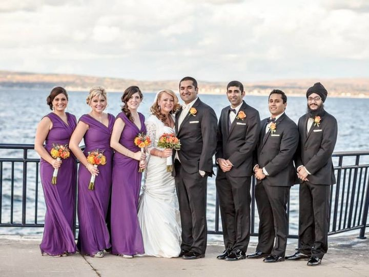 Tmx 1512229509832 Mahindru Color Wedding Party Ferndale, Michigan wedding officiant