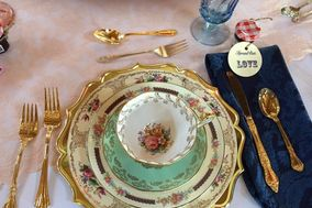 My China Place: Vintage China Rentals and Sales