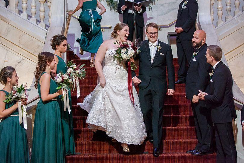 renaissance hotel wedding105