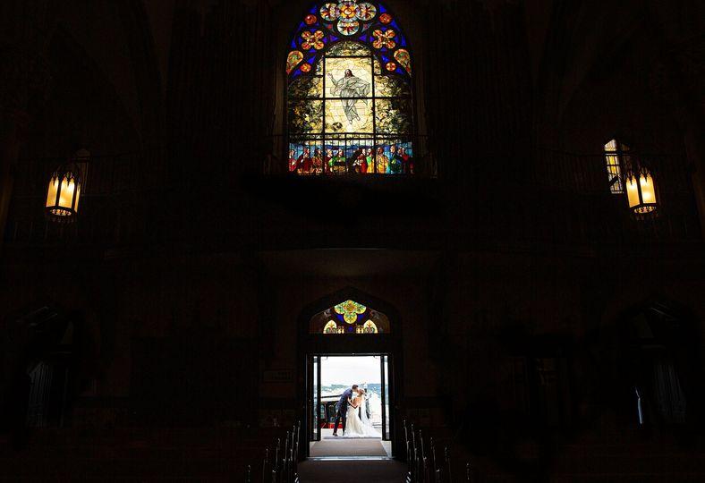 Church Photo opp