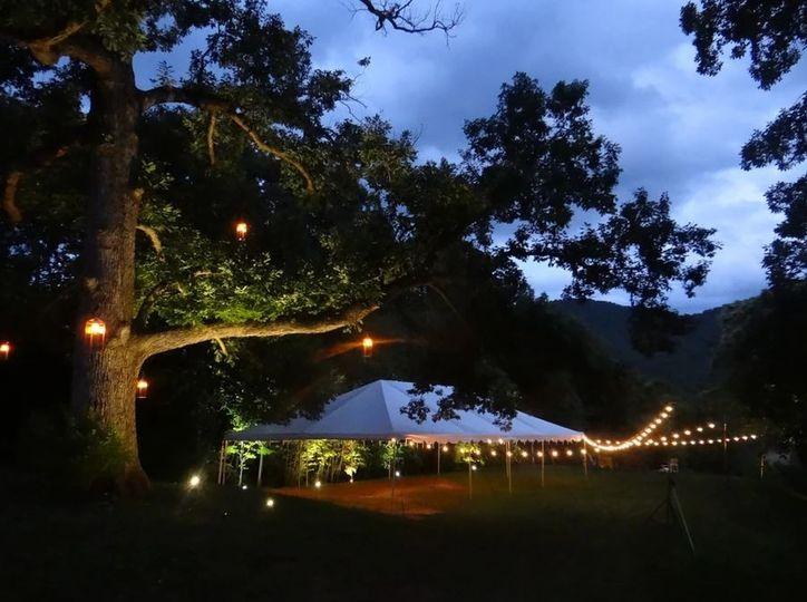 Honey Hill at Twilight