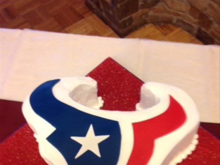 Tmx 1504617465790 2 Conroe, Texas wedding cake
