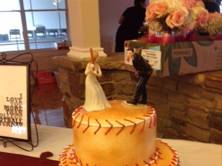 Tmx 1504617473315 4 Conroe, Texas wedding cake