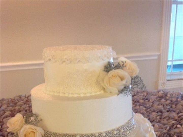 Tmx 1504618140240 4 Conroe, Texas wedding cake