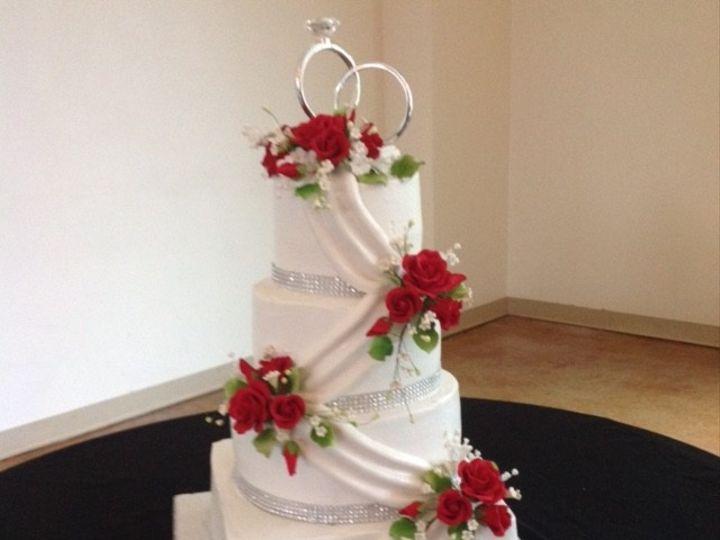 Tmx 1504618158005 7 Conroe, Texas wedding cake
