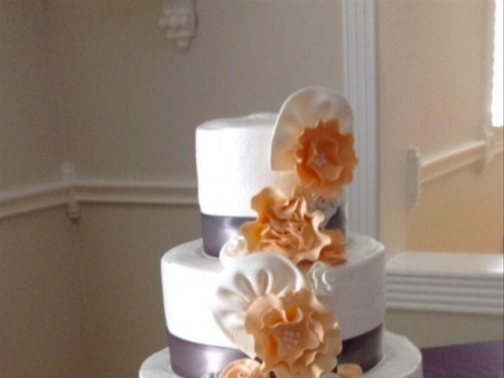 Tmx 1504618175402 10 Conroe, Texas wedding cake