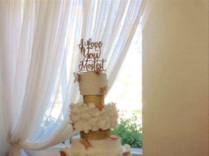 Tmx 1504618181813 11 Conroe, Texas wedding cake