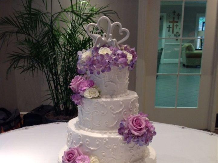 Tmx 1504618207216 15 Conroe, Texas wedding cake