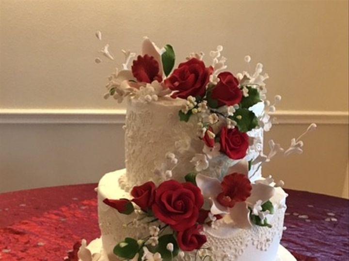Tmx 1504618213469 16 Conroe, Texas wedding cake