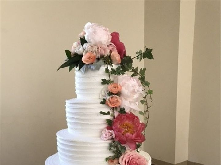 Tmx 1504618233400 19 Conroe, Texas wedding cake