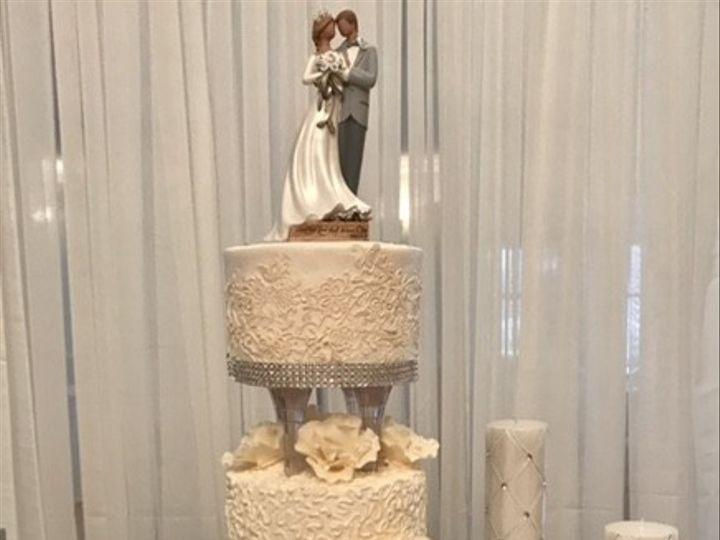 Tmx 1504618244994 21 Conroe, Texas wedding cake
